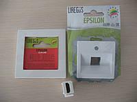 Розетка HDMI, белый цвет, Epsilon