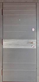 Квартирные входные двери «Редфорт (Redfort) Тифани» (венге серый)