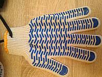 """Перчатки рабочие. Перчатки трикотажные с ПВХ точкой """"Волна"""""""
