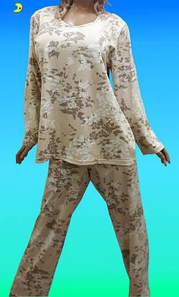 Купить пижамуженскую большого размера. Размеры от 54 до 64., фото 2