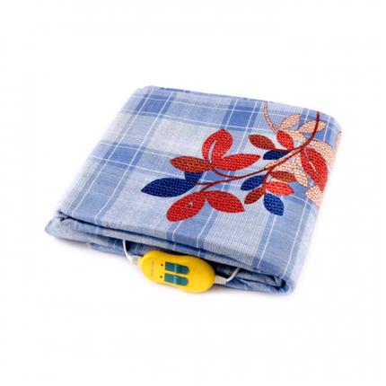 Электрическая простынь Lux Electric Blanket Blue 140×155 см, фото 2