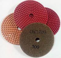 ЧЕРЕПАШКИ алмазнi шлiфувальнi круги по камню зерно 500
