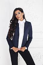 """Удлинённый женский пиджак """"Elaine"""" с длинным рукавом (10 цветов), фото 2"""