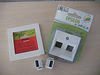 Розетка USB+USB