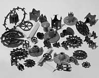 Фиксаторы арматуры пластиковые