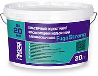 Полипласт FUGA STRONG - Эластичный водостойкий высокопрочный цветной шов 2 кг; 5 кг