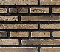 декоративная плитка Римский кирпич (желтый паленый)