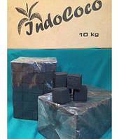 Кокосовый уголь для кальяна Indococo
