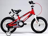 """Велосипед RoyalBaby SPACE NO.1 Alu 18"""", красный"""
