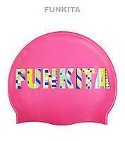 Силиконовая шапочка для плавания Funkita Brand Stand