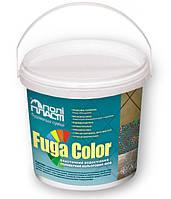 Полипласт FUGA COLOR - Эластичный водостойкий полимерный цветной шов 2 кг; 4 кг