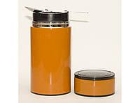 Термос для еды 950 мл 1 отделения ланч-бокс пищевой, разные цвета