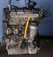 Двигатель AUY 85кВт без навесногоFordGalaxy 1.9tdi1994-2006