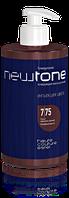 Тонирующая маска для волос 7/75 ESTEL NEW TONE русый коричнево -красный 435 ml