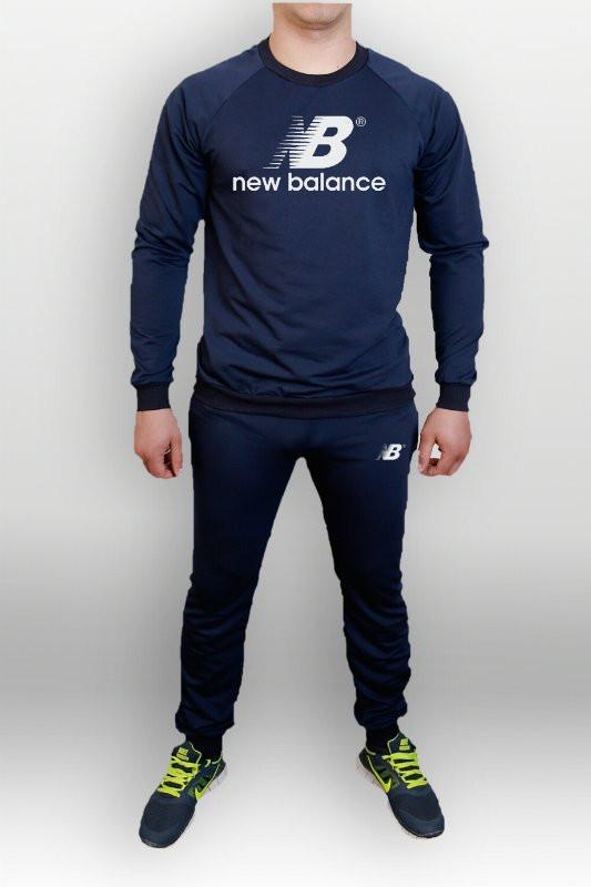 Тренировочный мужской летний споривный костюм  New balance (Нью Беланс)