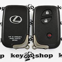 Оригинальный смарт ключ для LEXUS LX, RX, GX, GS (Лексус) 2+1 кнопки, p1:98, 315MHz, для авто с 2008г.