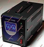 Стабилизатор напряжения однофазный релейный Logicpower LPH-800RD