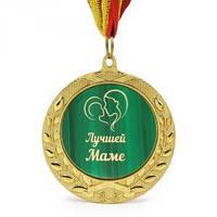 Медаль подарочная ЛУЧШЕЙ МАМЕ