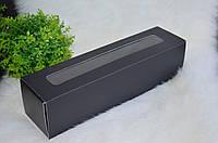 Упаковочная подарочная коробочка с окошком.