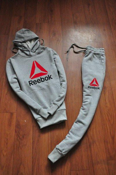 Тренировочный мужской спортивный костюм Reebok (Рибок)