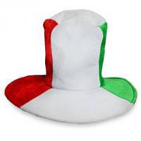 Шляпа Клоунский цилиндр, фото 1