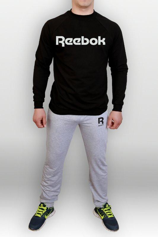 Мужской спортивный костюм реглан Reebok(Рибок)