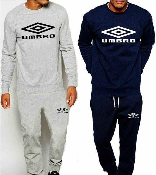 Спортивный мужской летний костюм Umbro (Умбро)