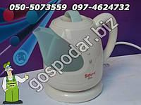 Чайник электрический 1.0 литра, Saturn ST-EK 8007. Распродажа в связи с закрытием магазина!! , фото 1