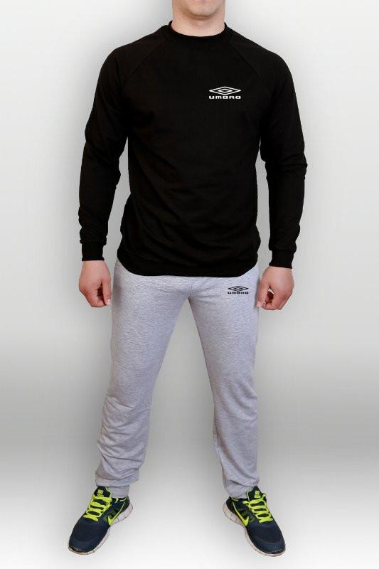 Летний мужской спортивный костюм для тренировок Umbro (Умбро)