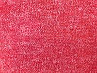 Ткань ангора красная