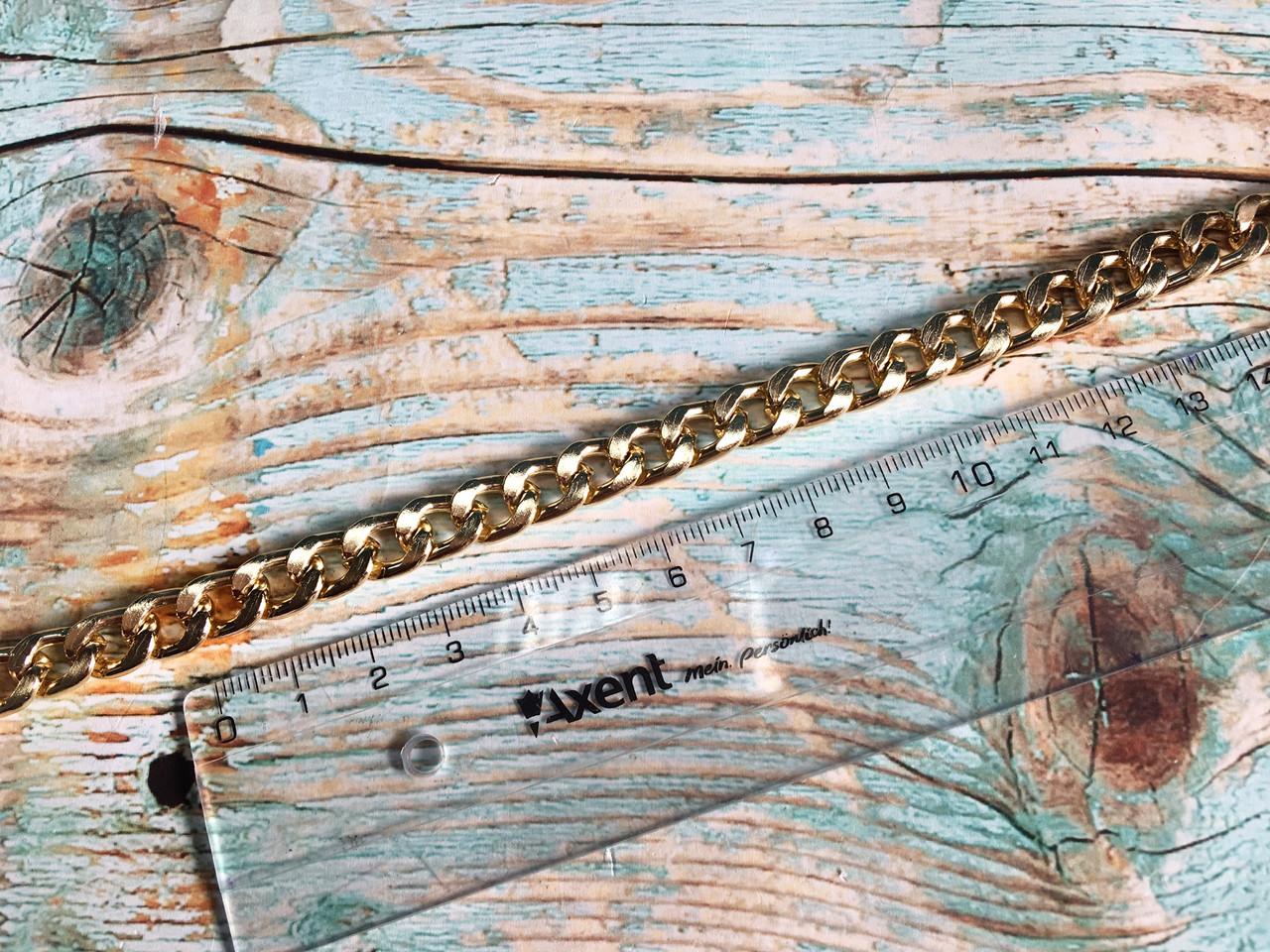 Цепочка для сумки, золото, размер 2х12х8мм