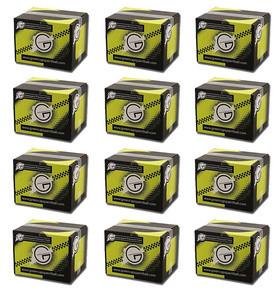 Пейнтбольные шары Greenpaint Premium Field 12 коробок
