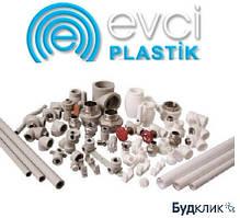 Полипропиленовые трубы и фитинг Evci (Украина)