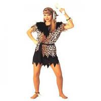 Карнавальный костюм Первобытная Женщина, фото 1