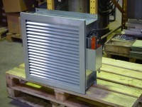 Клапан противопожарный дымовой КПД-4 600х600