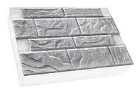 Полифасад 50 мм серый цемент