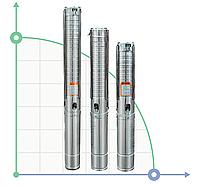 Скважинный центробежный глубинный насос для водоснабжения 4SPM2-18