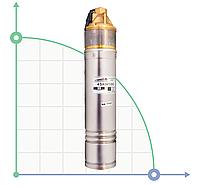 Вихревой скважинный погружный насос для водоснабжения  4SKM150