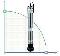 Скважинный центробежный глубинный насос для водоснабжения DS5.1-48/6A