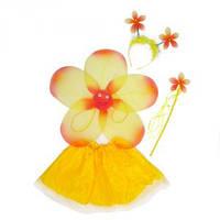 Маскарадный костюм Цветочек с юбкой