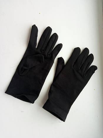 Перчатки женские трикотажные стрейчевые, фото 2