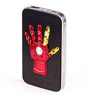 Внешний аккумулятор power bank Avengers collection 12000mAh рука