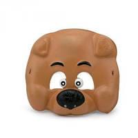 Маска виниловая детская Собака