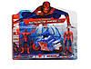 Игрушка Спайдермен (Spider-Man, Человек-Паук) 835212 с мотоциклом