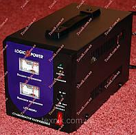 Стабилизатор напряжения однофазный релейный Logicpower LPH-500RV