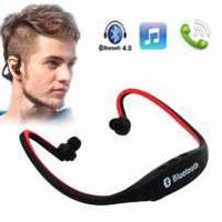 Затылочные наушники Bluetooth Sport BS19C MP3, беспроводные наушники для спорта