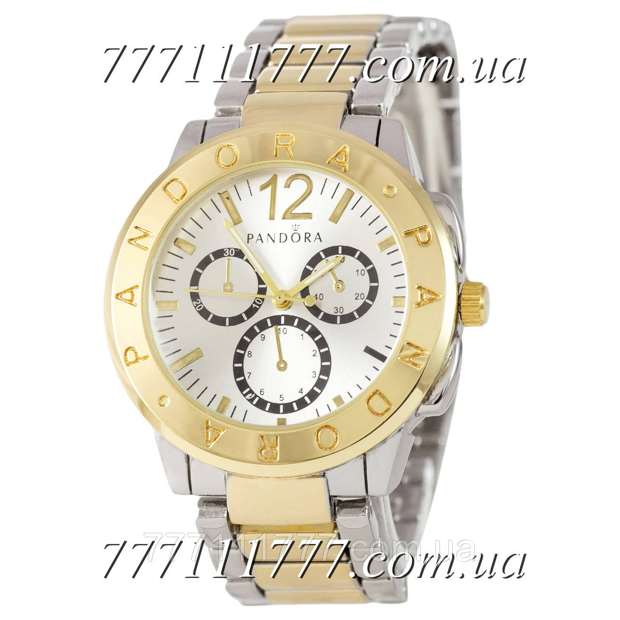 961938606c50 Часы мужские наручные Pandora Сircle Silver-Gold-Silver  продажа ...