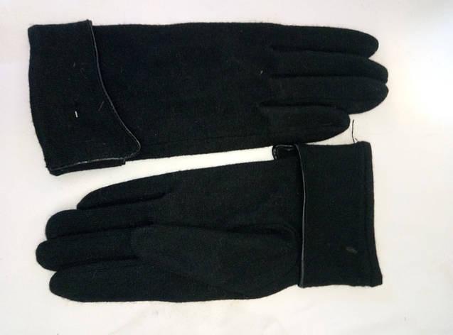 Перчатки женские кашемировые, фото 2