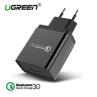 Ugreen Быстрая Зарядка Quick charge Qualcomm 3.0