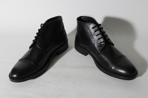 Итальянские  мужские ботинки оксфорды 40 размер 26,5 см  код 0527